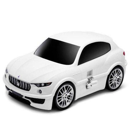 Maseratie Levante - walizka w kształcie samochodu